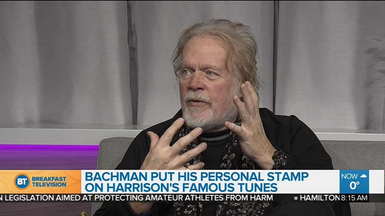 Randy Bachman Reimagines The Music Of George Harrison